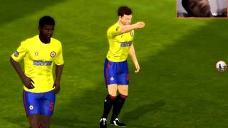 Dream league soccer 2016 antrenman #1