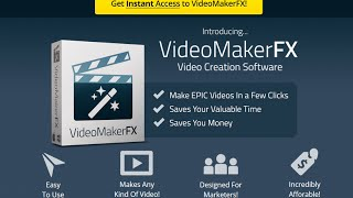 How To Download and Install Video Maker FX 100% Free and Working  2016