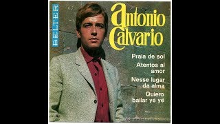 Antonio Calvario - Quiero Bailar ye ye (1966)