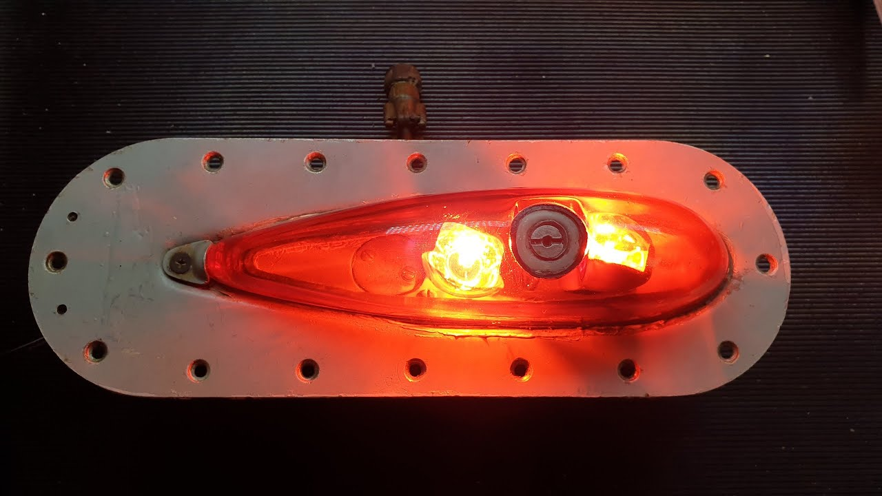 A Look Inside Grimes Anti Collision Twin Oscillating Aircraft Lamp Electronics Blog Tutorial
