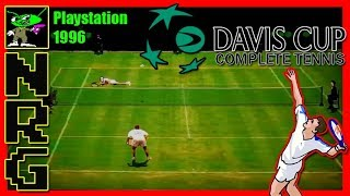 NRG: 5-10 Minutes of Gameplay - Davis Cup Complete Tennis [Playstation]