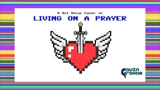 Living on a Prayer [Bitpop/Chiptune] - Tribute to Bon Jovi