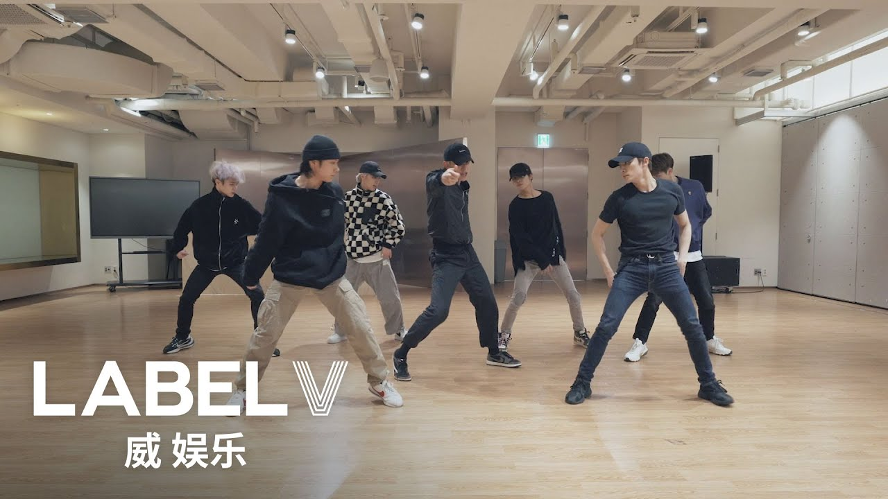 Dance Practice: Kick Back