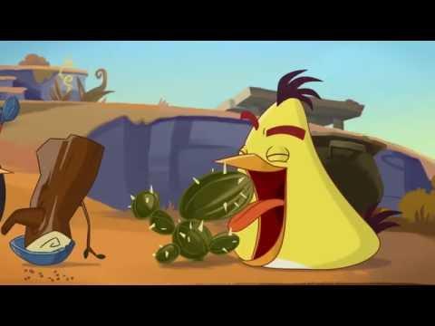 Злые птички Angry Birds Toons 2 сезон 21 серия Недостаток еды все серии подряд