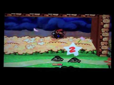 Paper Mario Walkthrough Ch6 Dark Days In Flower Fields Pti