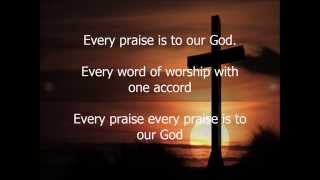 Every Praise by Hezekiah Walker, with Lyrics Instrumental