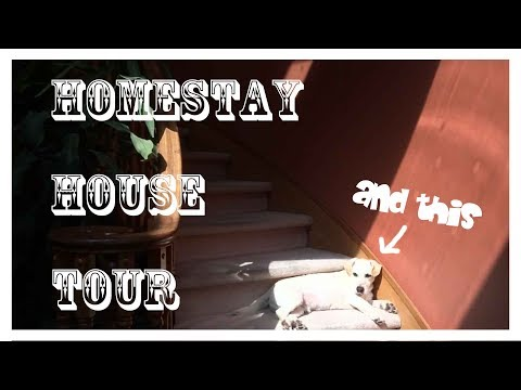 ILAC // Homestay House Tour 寄宿家庭優缺點