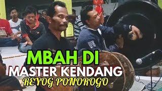 Video Mbah Di - Master Kendang Reyog Ponorogo download MP3, 3GP, MP4, WEBM, AVI, FLV Juni 2018