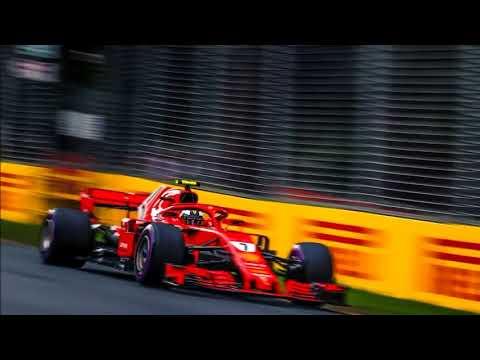 Kimi Raikkonen Angry New Engineer Radio 2018 Australia