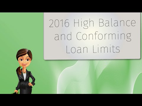 2016 Loan Limits in San Diego County