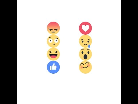 """Two Secret Facebook """"Reactions"""" found!"""