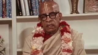 Prabhupada 0967 कृष्ण को, भगवान को, समझने के लिए हमें अपनी इन्द्रियों को शुद्ध करना होगा
