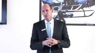 utc aerospace systems executive briefs media at singapore air show