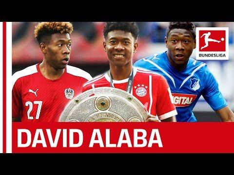 David Alaba - Bundesliga's Best