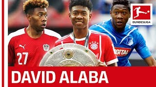 David Alaba - Bundesliga's Best