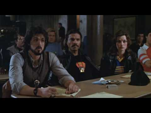 Nighthawks Sylvester Stallone Billy Dee Williams Terrorist Expert