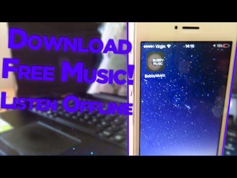 How To Download Music (Listen Offline!) iOS 10 - 10.3 (No Computer / No Jailbreak)