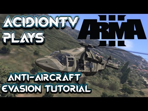 Helicopter Anti-Aircraft Evasion Practice - Arma 3 Steam Workshop