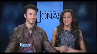 Kevin & Danielle Jonas Interview On Better Connecticut [13-4-2013]