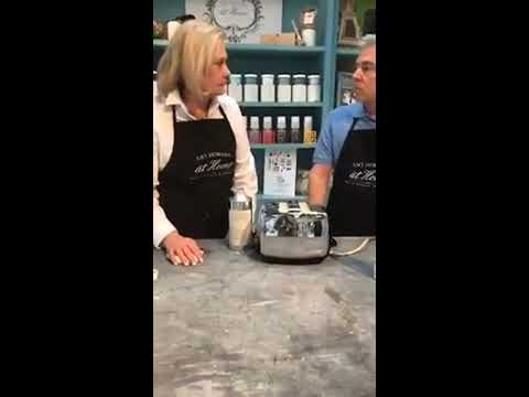 How to Paint Lacquer Your Kitchen Appliances - Amy Howard at