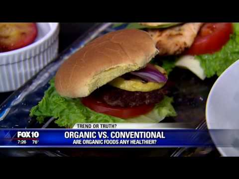 Trend or Truth: Organic vs. Conventional