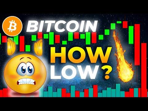 BITCOIN INSANE DUMP!!! How LOW Can It Go? BITCOIN Price Prediction 2021 // Bitcoin News Today