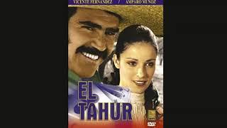 Vicente fernandez el tahur pelicula