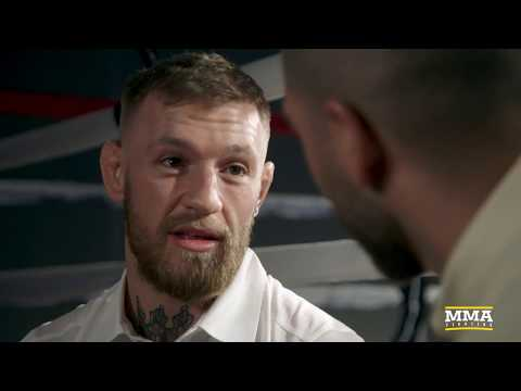 Conor McGregor, Floyd Mayweather, Teams Discuss Significance of Lighter Gloves - MMA Fighting