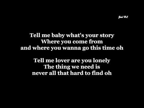 Red Hot Chili Peppers - Tell Me Baby (Lyrics)