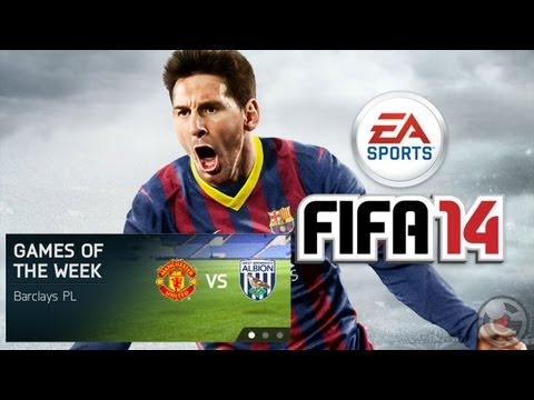 FIFA 14 By EA SPORTS - IPhone/iPod Touch/iPad -  Games Of The Week Gameplay