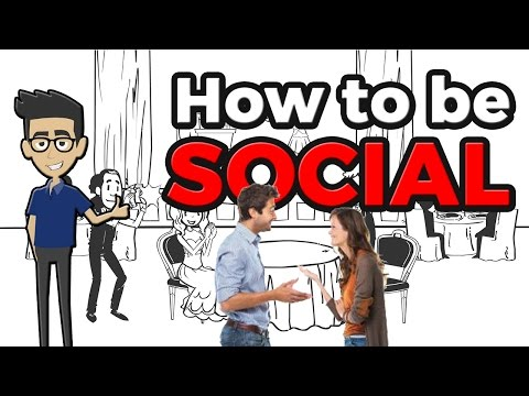 How to be social with people – How to talk to anyone by Leil Lowndes