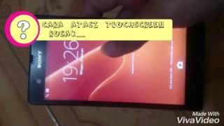 Cara atasi touchscreen rusak