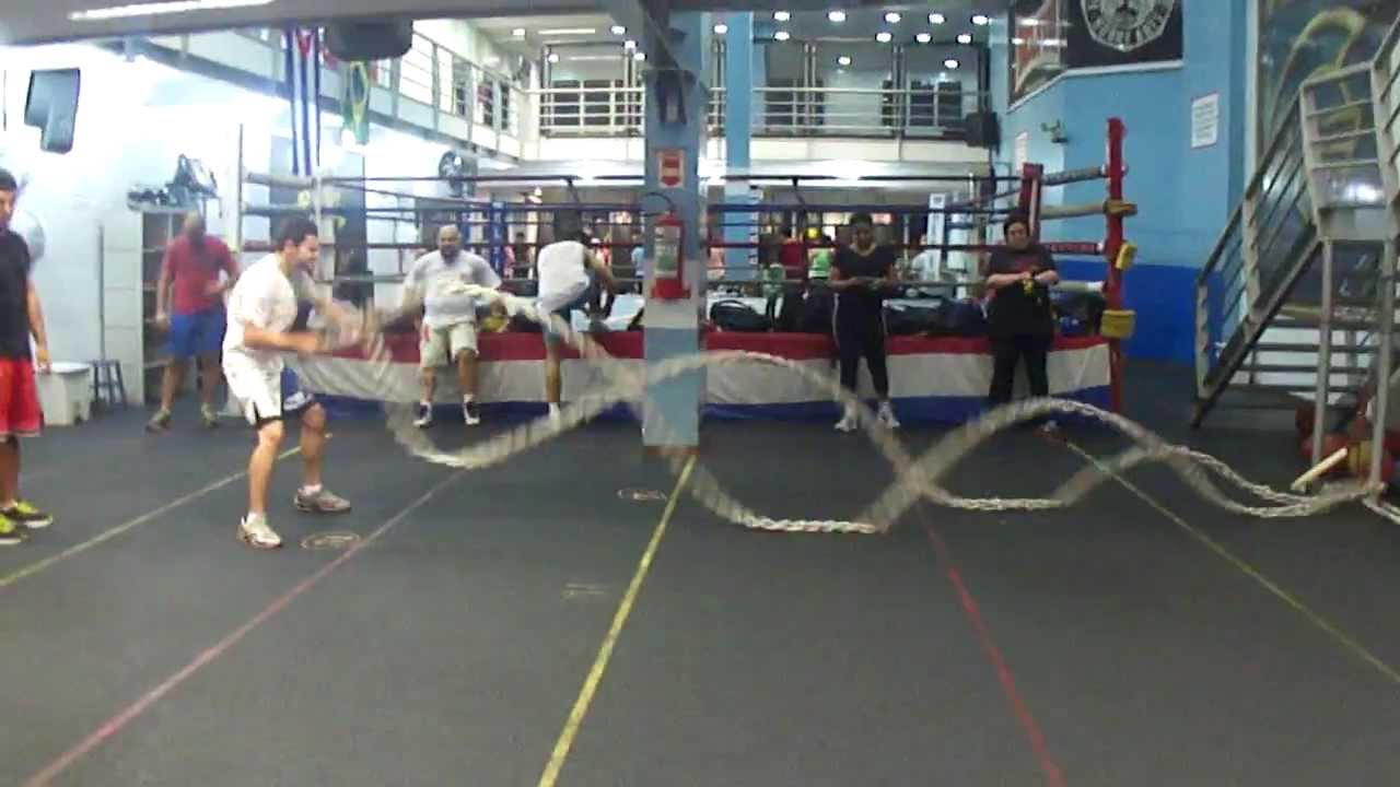 Circuito Na Academia : Aula de boxe circuito profº celso china em