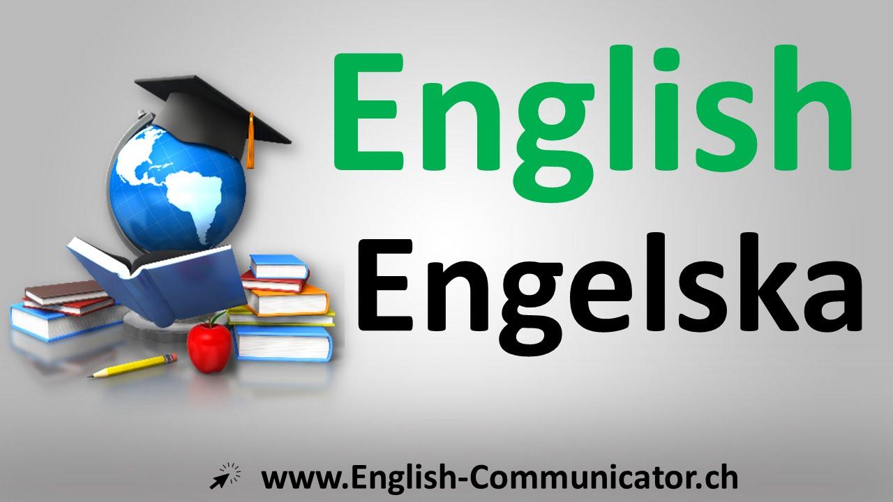 English  Engelska talar skriv grammatik kurs lära