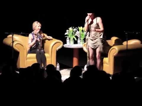 Amy Cuddy and Amanda Palmer Interview - The Art Of Asking Book Tour 2014