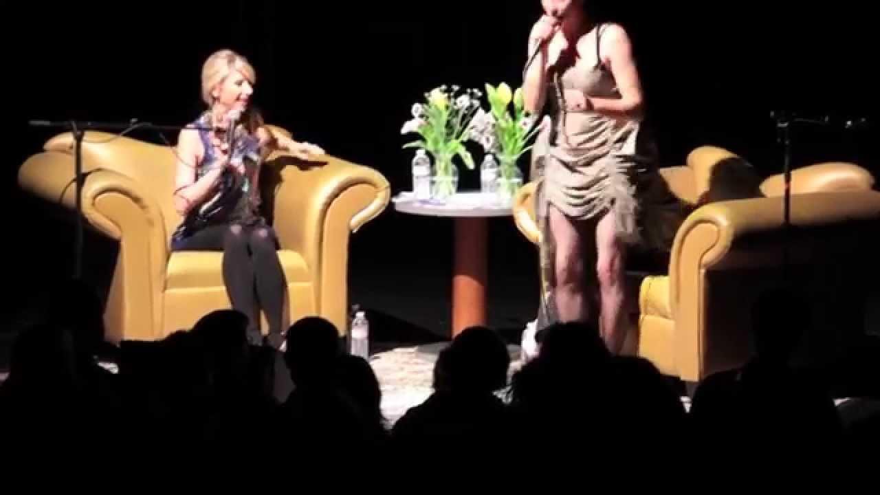 Amy Cuddy Book Tour
