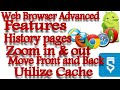How to add advanced features in web browser|Sketchware Tutoriala