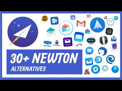 30 Best Newton Mail Alternatives | Email Apps