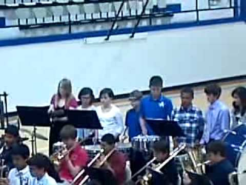 Lyons Middle School Concert Band