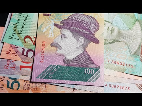 Venezuela's Worthless Hyperinflation Continues