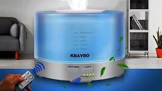 Электроника для дома из Китая. Увлажнитель воздуха KBAYBO(, 2017-10-21T03:00:02.000Z)