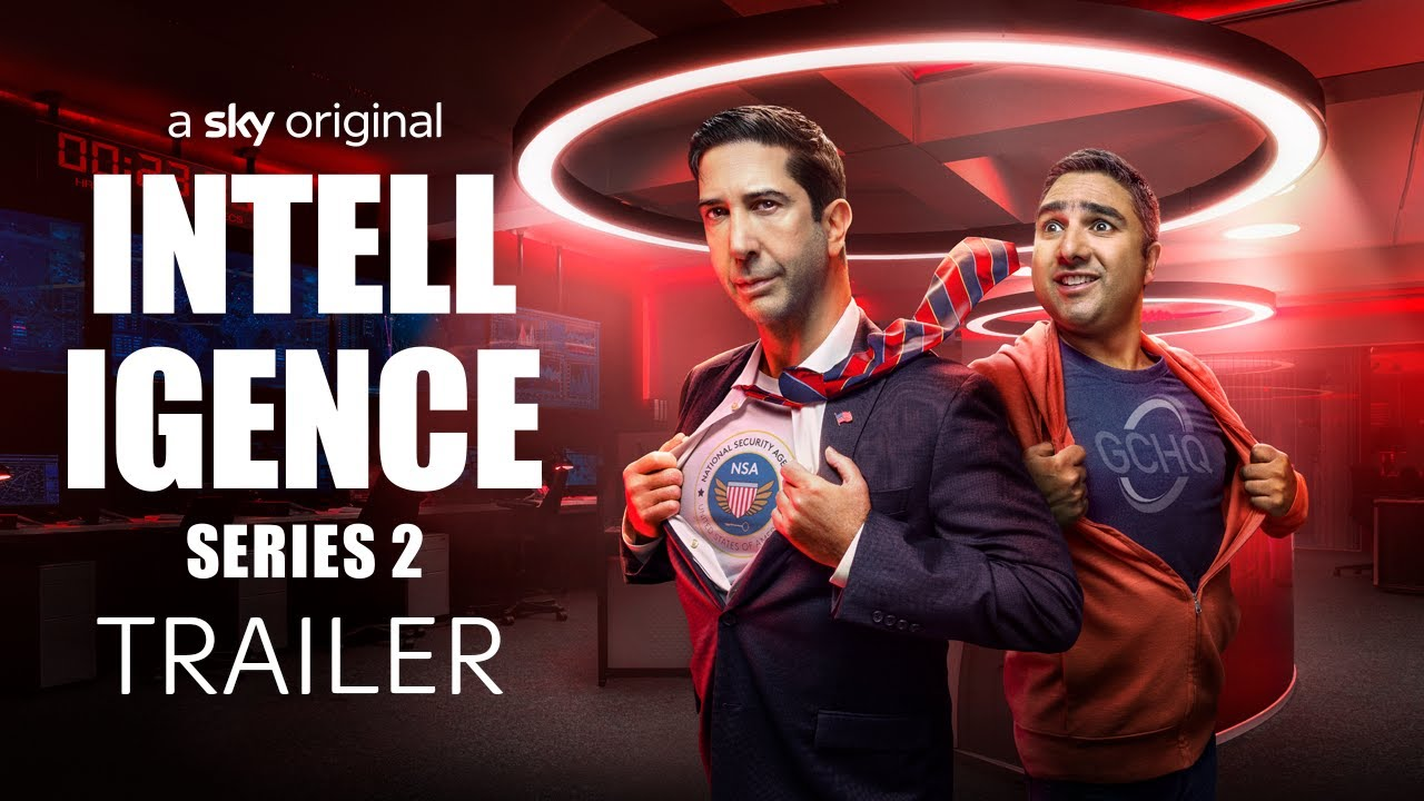 INTELLIGENCE 2: SKY RELEASE OFFICIAL TRAILER FOR COMEDY