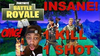 1 KILL = 1 SHOT OF HIGH VOLTAGE HEAT FORTNITE CHALLENGE !!! (GONE WRONG)