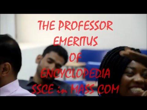 THE PROFESSOR EMERITUS SEASON 1