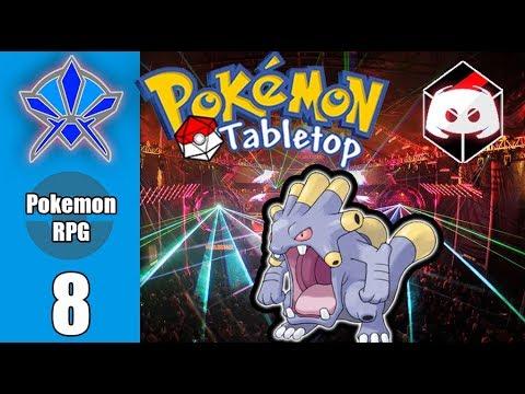 Pokemon Tabletop United - Alkine Region 8 - Exploud's Rave Cave | Loading Crew Discord Guest Stream!