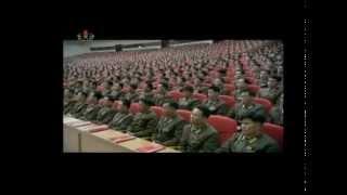 Северная Корея включает обратный отсчет