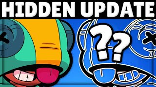 Brawl Stars HIDDEN Update + Is Leon Good Now?!