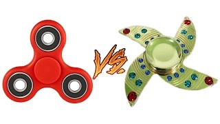 $1 Fidget Spinner vs $500 Fidget Spinner