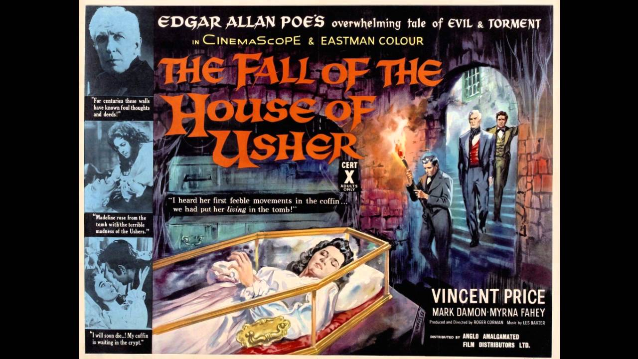 an analysis of the plot and setting of poes the fall of the house of usher