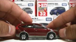 トミカ Honda CR-V(初回特別カラー) 開封 thumbnail